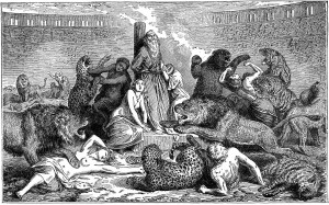 Rome - Christians and wild beasts